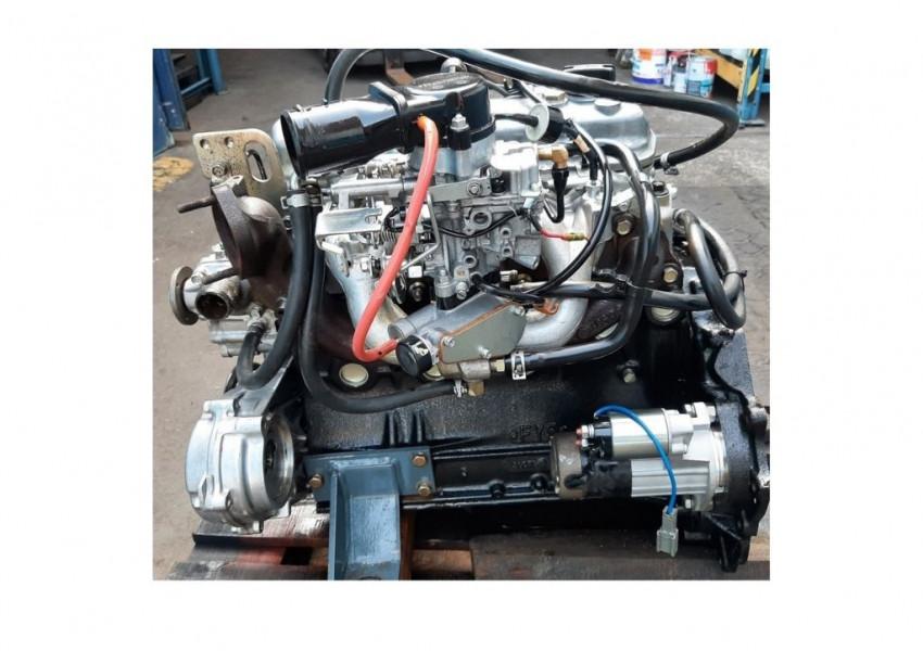 MOTOR NISSAN K-25 (ENSAMBLE Y ACCESORIOS EN GENERAL)