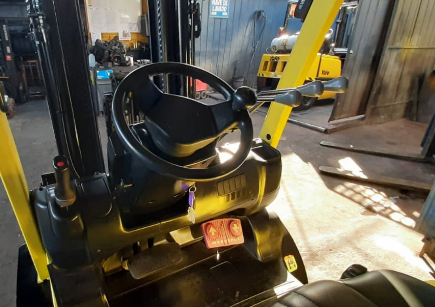 Hyster 3.0 Tons.