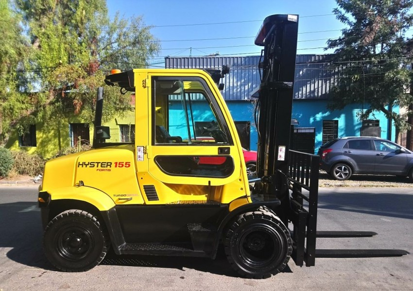 HYSTER 7,0